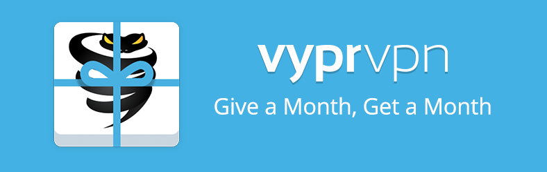 Give a Month, Get a Month